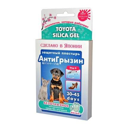 Защитный Пластырь Toyota kako АнтиГрызин для кошек и собак 3 шт (50 х 70 мм)