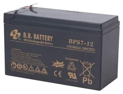 Батарея для ИБП BB BPS 7-12 Черный