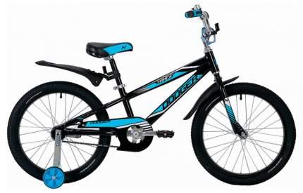 Велосипед Novatrack Dodger чёрный 20 205ADODGER.BK9