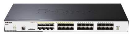 Коммутатор D-Link DGS-3120-24PC/B1AEI