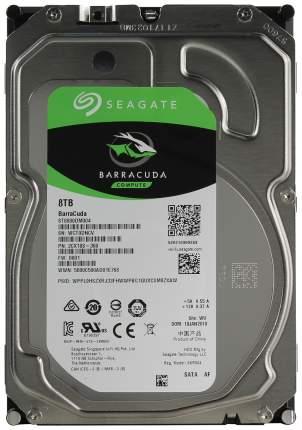 Внутренний жесткий диск Seagate BarraCuda 8TB (ST8000DM004)