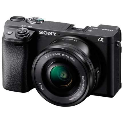 Фотоаппарат системный Sony Alpha A6400 16-50mm Black