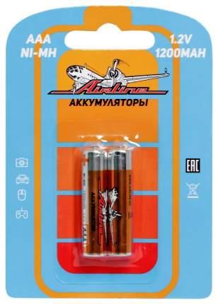 Аккумуляторная батарея AIRLINE HR03 2 шт