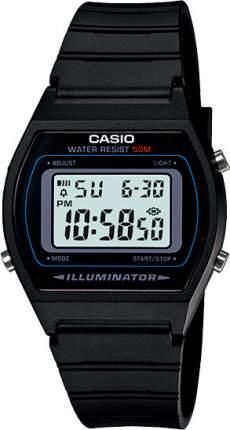Наручные часы электронные мужские Casio Illuminator Collection W-202-1A
