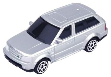 Машина металлическая RMZ City 1:64 Range Rover Sport серебристый 344009S-SIL