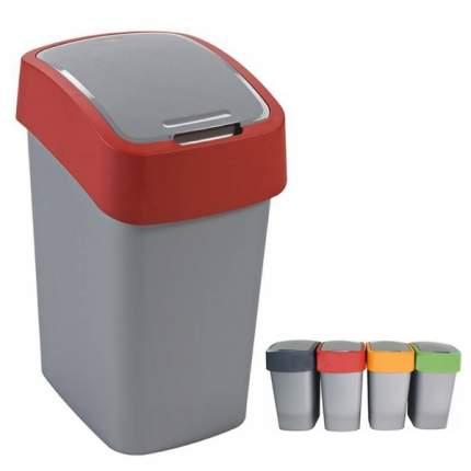 Контейнер для мусора FLIP BIN 50л красны