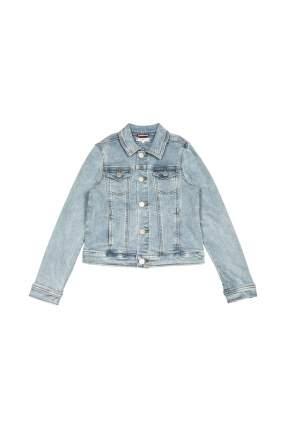 Куртка Tommy Hilfiger, цв.синий, 8 р-р.