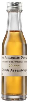 Арманьяк Bas-Armagnac Darroze Les Grands Assemblages 20 Ans d'Age 0.03