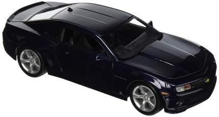 Машинка Maisto 1:18 Chevrolet Camaro SS RS 2010 года, темно-синяя