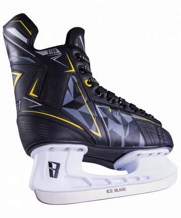 Коньки хоккейные Ice Blade Vortex V100, black, 41 RU