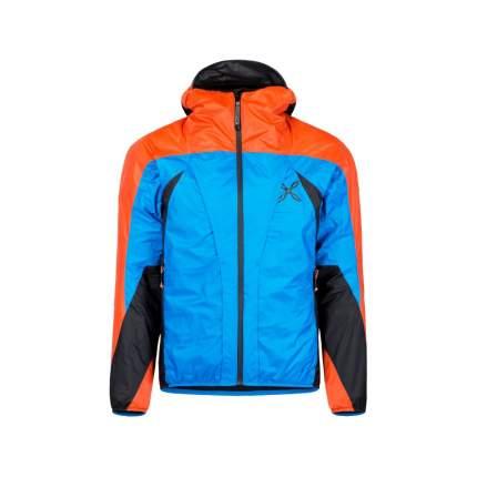 Куртка Montura Trident, celeste/aragosta, L INT