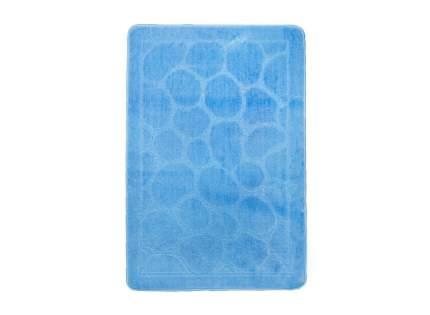 Коврик для ванной ЭКО голубой, SHAHINTEX 5326-1