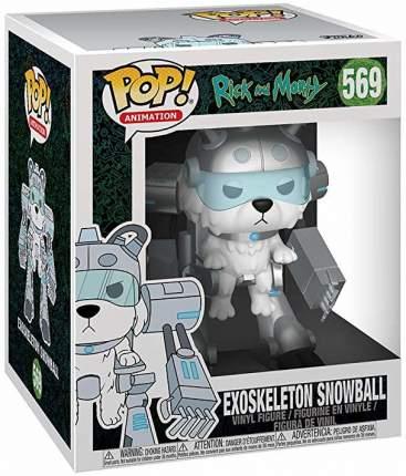 Фигурка Funko POP! Animation Rick and Morty: Exoskeleton Snowball