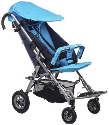 Кресло-коляска Meyra Sweety для детей ДЦП темно-синий цельнолитые