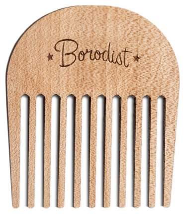 Гребень для бороды Borodist Деревянный