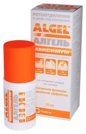 Дезодорант Фармтек Algel Максимум 50 мл
