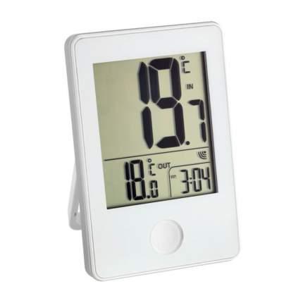 Термометр с внешним датчиком TFA 30.3051.02, белый