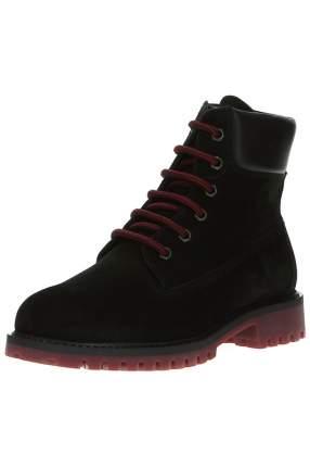 Ботинки женские Ralf Ringer 844202ЧНР черные 38