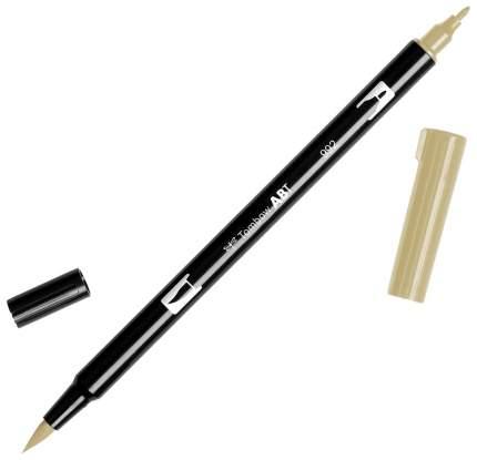 Брашпен Tombow ABT Dual Brush Pen 992 песок