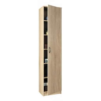 Платяной шкаф MFMaster MAS_MST-PDO-SH1-R-20-DS 35х45х200, дуб сонома