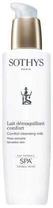 Молочко для лица Sothys Paris Comfort Cleansing Milk 400 мл