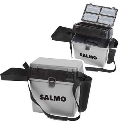 Ящик рыболовный зимний Salmo 2-х ярусный / 2075