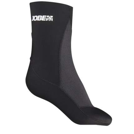 Гидроноски Jobe Neoprene Socks, black, S INT