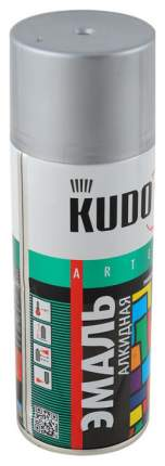 Эмаль Kudo Глубоко-Серая 520 Мл KU-10186