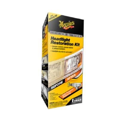 Набор д/восстановления фар Meguiar's Heavy Duty Headlight Restoration G2980 0,118+0,074 л