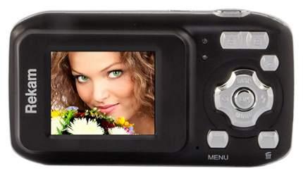 Фотоаппарат цифровой компактный Rekam iLook S755i Black