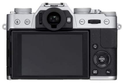 Фотоаппарат системный Fujifilm F X-T10 16-50 Silver