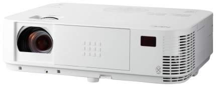 Видеопроектор NEC M403H Белый