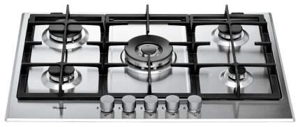 Встраиваемая варочная панель газовая Whirlpool GMA 7522/IX Silver
