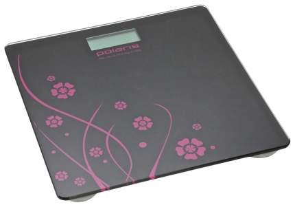 Весы напольные Polaris PWS 1523DG Розовый, черный