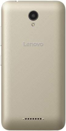 Смартфон Lenovo Vibe B Dual Sim 8Gb Gold (A2016A40)