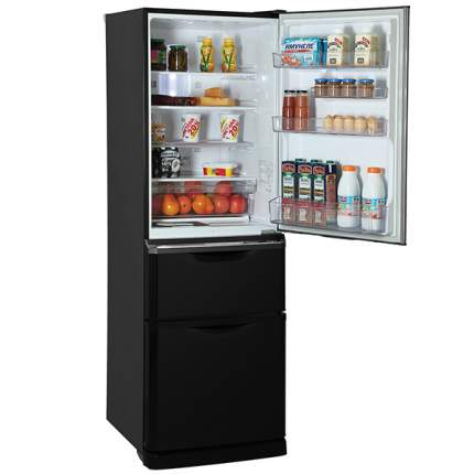 Холодильник MITSUBISHI ELECTRIC MR-CR46G-OB-R Black