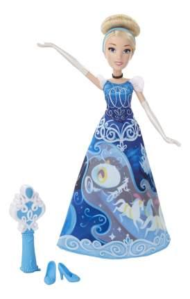Кукла Модная принцесса в в юбке с проявляющимся принтом b5295 b5299