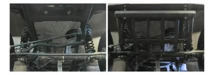 Защита рулевых тяг АвтоБРОНЯ для UAZ (222.06314.1)