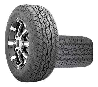 Шины TOYO Open country A/T Plus 265/65 R17 112H (TS00807)