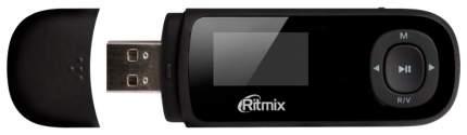 Плеер MP3 Ritmix RF-3450 черный 8Gb