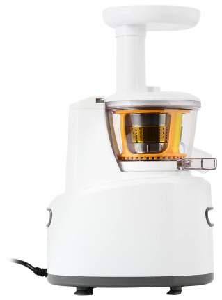 Соковыжималка шнековая Kitfort КТ-1101 white