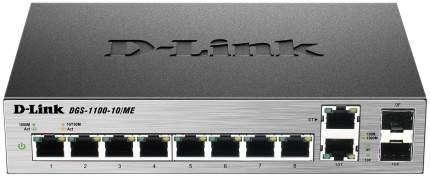 Коммутатор D-Link Metro Ethernet DGS-1100-10/ME/A1A
