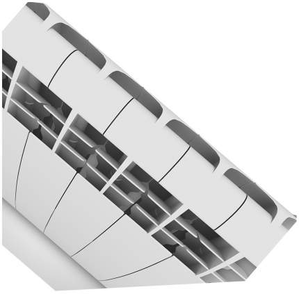 Радиатор алюминиевый Royal Thermo Dreamliner 570x640 500 RTD50008