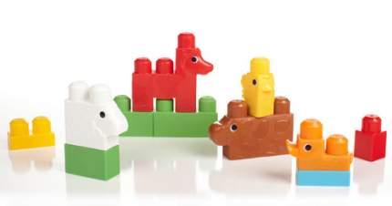 Набор кубиков MEGA BLOKS Зоопарк