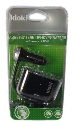 Разветвитель для прикуривателя KIOKI CA300