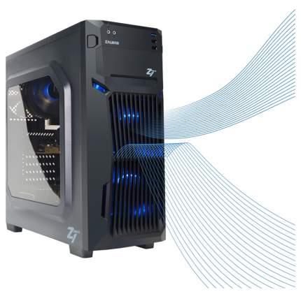 Компьютерный корпус Zalman Z1 Neo без БП black