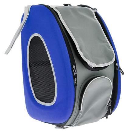 Сумка-переноска IBIYAYA 30x34x50см синий