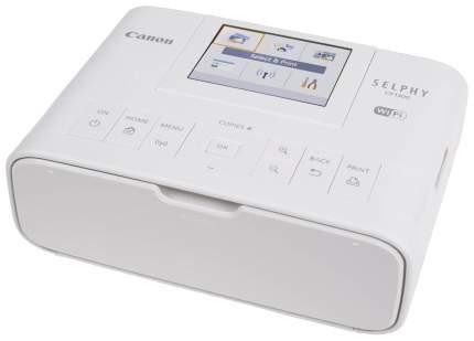 Компактный фотопринтер Canon Selphy CP1300 Белый