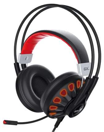 Игровые наушники Genius HS-G680 Black/Red