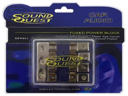 Дистрибьютор (распределитель) питания Sound Quest DFP411 DFP411